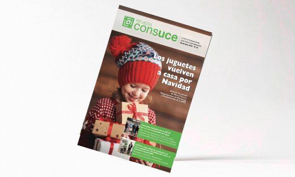 Revista ConsUCE 40 – Los juguetes vuelven a casa por Navidad
