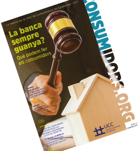 Presentación revista CONSUMIDORS.ORG