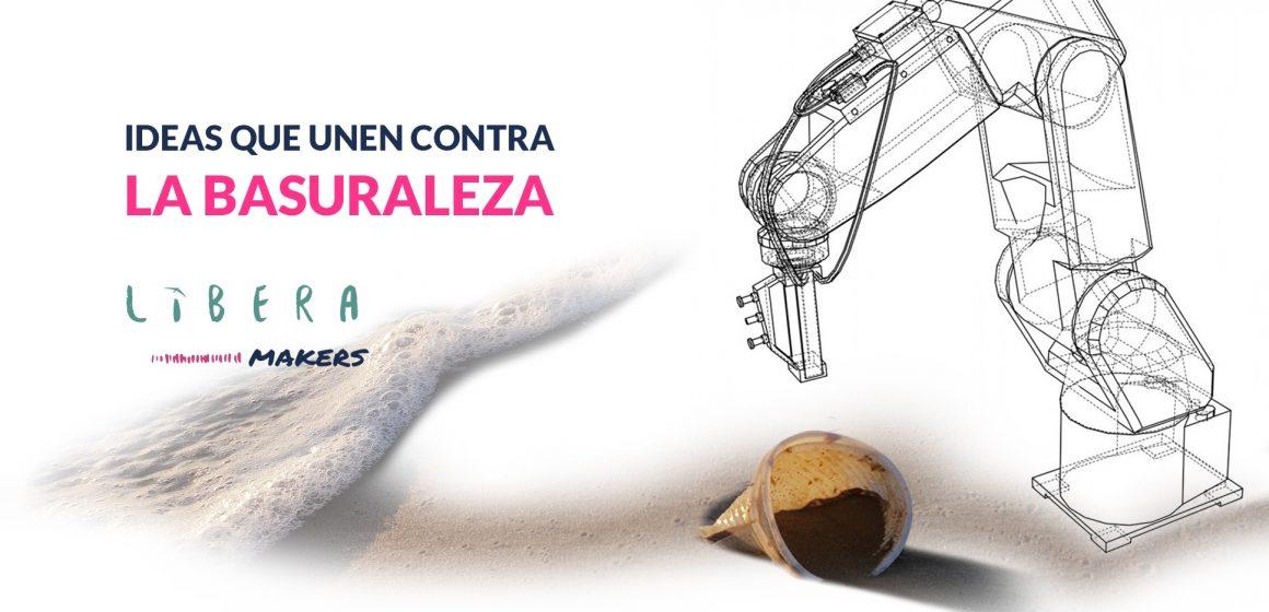 LIBERA Makers propone más de 20 soluciones innovadoras contra la basuraleza