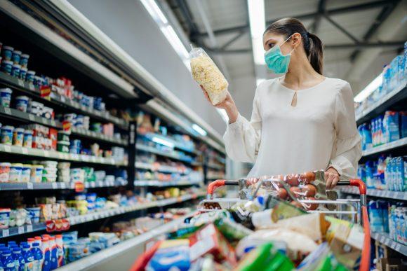 Las restricciones vuelven a disparar las ventas del gran consumo un 14% en octubre