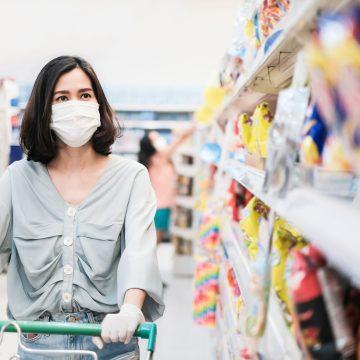 Alerta para alérgicos de un snack de Wasabi