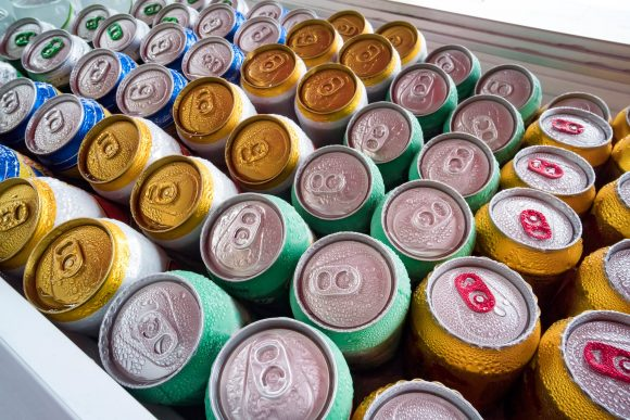 Historia de la lata