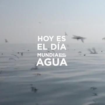 Ecoembes se suma a la campaña del Día Mundial del Agua