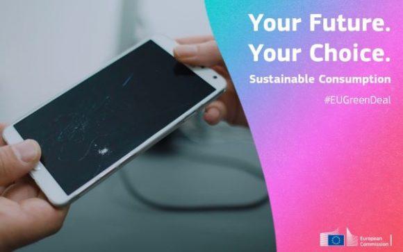 """""""Tu futuro. Tu decisión"""": La UE promueve el consumo sostenible"""
