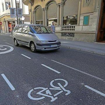 La velocidad en las calles a partir del 11 mayo: cuáles quedan a 20, a 30 o a 50 km/h