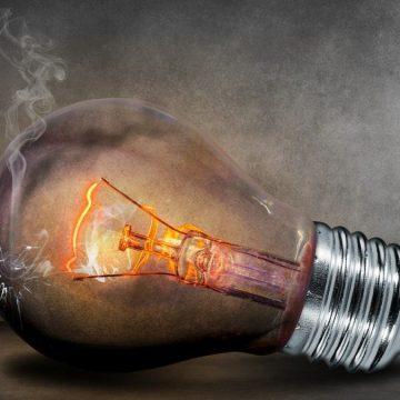 Subida de la luz: problemas con el recibo