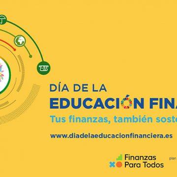 """CAUCE se suma y participa activamente en los actos comemorativos del """"Día de la Educación Financiera"""""""